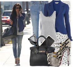 """Kim Kardashian Style"" by melissa-loves-ya on Polyvore"