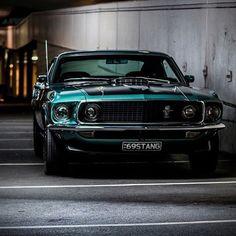 thegreywolf: 1969 Mustang