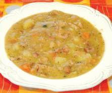 Zupa ryżanka - PrzyslijPrzepis.pl Cheeseburger Chowder, Soup, Soups