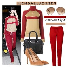 Kendall Jenner Airport Style ... by nfabjoy