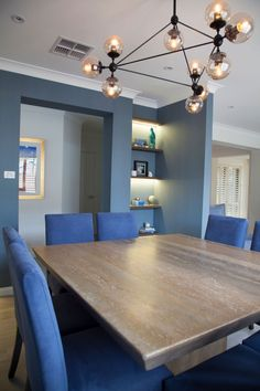 Dining Room by Jodie Carter Design
