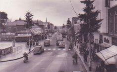 Fareham town centr