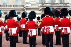 The Queen's Guard Played An Epic Version Of The Game Of Thrones Theme Song
