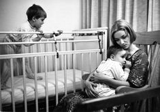 Long-Lost Photos Show What Hasn't Changed About Motherhood In 50 Years | HuffPost
