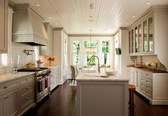 Similarities to my kitchen. Need other options for casement windows
