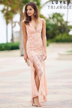 Buy Love Triangle Seventh Heaven Maxi Dress online today at Next: Malaysia