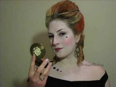 1700's French Revolution inspired hair - Marie Antoinette/Carlotta