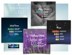 Diffuser Blends: SLEEP