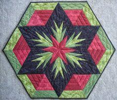 desert rose quilt pattern - Google Search