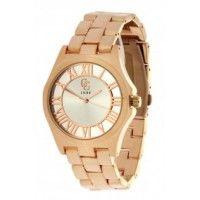 GG Luxe horloge Trinity rosé-wit