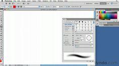 Photoshop tutorial: Painting using the Wacom tablet | lynda.com
