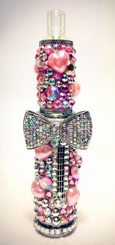 This is of course for a girly girl...which I am most definitely not! But, wow! that bling!!!