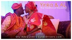 Nigerian Wedding : Yinka and AL – The Traditional Wedding