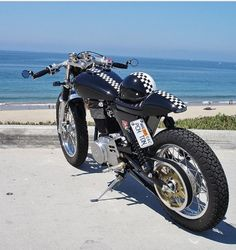 Build a cafe racer, scrambler, street tracker, and hardtail bobber with basic tools and skills. The custom motorcycle kits include all parts and require no welding. Sr400 Cafe, Yamaha Sr400, Custom Motorcycles, Custom Bikes, Cars And Motorcycles, Savage, Cafe Racer Kits, Street Tracker, Photo Galleries