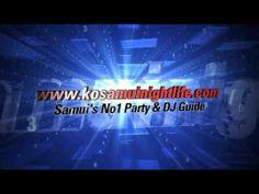 Koh Samui Party Video Trailer No2 June 2014 Thailand