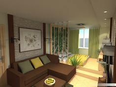 Как разделить комнату на две зоны? 30 потрясающе красивых идей    #дизайн #зонирование #интерьер Круто