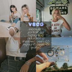 vsco filters, best vintage filters, vsco free
