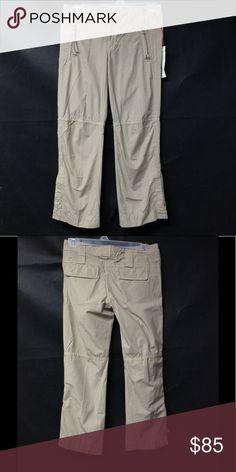 "$198 JOE'S khaki cropped pants size 25 Joe's sand cargo side bottom zipper flap back pocket cropped pants regular size 25. Original retail price $198. Waist 15"" Inseam 25"" Rise 7"" Outseam 33"" Joe's Jeans Pants Ankle & Cropped"