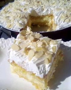 Cookbook Recipes, Cake Recipes, Dessert Recipes, Cooking Recipes, Greek Sweets, Greek Desserts, Greek Pastries, Sweets Cake, Sweet Recipes