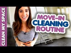 Move in Cleaning Routine (Moving Series Part 3) | Clean My Space