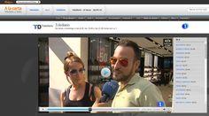 Ayer, en las #noticias de TVE1