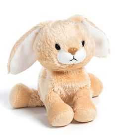 Look at this #zulilyfind! Hunny the Bunny Plush Toy by Nat & Jules #zulilyfinds
