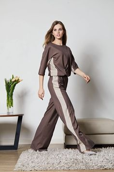 Fall 2018 and Winter fashion trends, outfits and the New Street Style Fashion 2018, Sport Fashion, Fashion Outfits, Womens Fashion, Sport Chic, Couture, Contemporary Fashion, Loungewear, Ideias Fashion