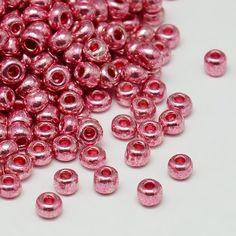 10 g transparent-givré gris clair Toho perles de rocaille japonaise 11//0-9F