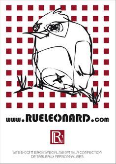 RueLeonard.com //ONLINE STORE