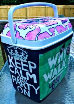 love the cooler