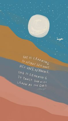 She will learn as she goes. - New Ideas Pretty Quotes, Cute Quotes, Words Quotes, Sayings, Pretty Words, Beautiful Words, Cool Words, Positive Quotes, Motivational Quotes