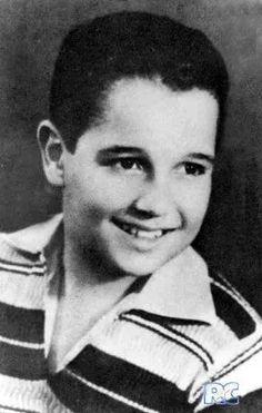 Um jovem Roberto Carlos. Os cantores do Brasil.