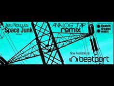 ero Nougues - Space Junk (Analog Trip Remix) / Elektrik Dreams Music   ▲...