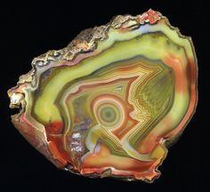 Crystals & Stones:  #Patagonia #Agate.