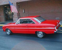 1963 Ford Falcon -2 door hardtop