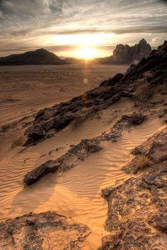 Photoshopping not really needed here. Wadi Rum, Jordan by Thomas Bucher | Flickr - Photo Sharing!