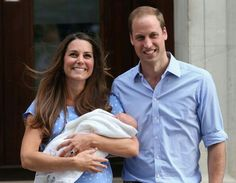 Announced on July  24, 2013 the Royal Baby of Cambridge is officially Prince George Alexander Louis!