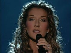 Celine Dion ★ The Power Of Love @ Live 720p 4:3 HD