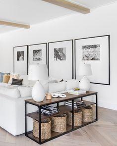 House Design, Home Living Room, Interior, Home Decor, House Interior, Apartment Decor, Home Interior Design, Interior Design, Home And Living