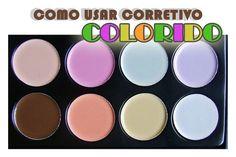 O corretivo não conseguiu esconder aquela imperfeição? Aprenda como usar corretivos coloridos corretamente! http://petitandy.com