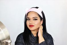 2 Minute Glam: Valentines Day Makeup Look! Day Makeup Looks, Beauty And The Best, Valentines Day Makeup