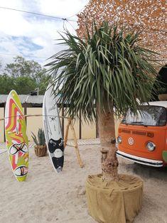 Beach Bars, Surfboard, Surfboards, Surfboard Table