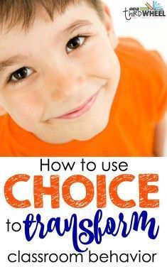 How to use choice to