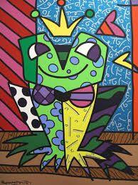 Carine Ott (:: Romero Britto: Alegria e Arte Pop Art, Arte Pop, Graffiti Painting, Middle School Art, Spring Art, Art Plastique, Elementary Art, Art Education, Art Lessons