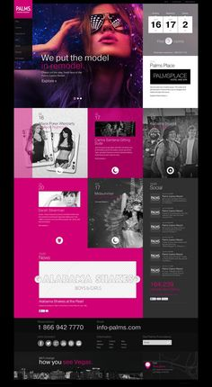 New Fresh Web Design Inspiration | From up North