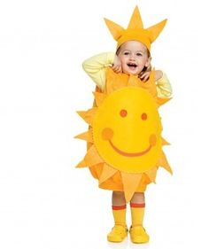 DIY: How to Make Homemade Halloween Costumes for Babies, Toddlers and Kids