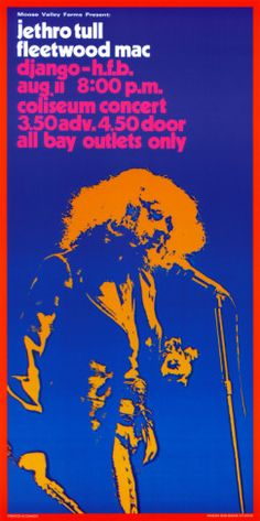 Jethro Tull and Fleetwood Mac in Concert, 1972