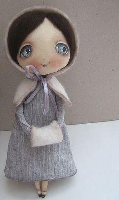 autor doll:Oksana Dadiani