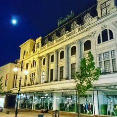 Newcastle Fenwick store