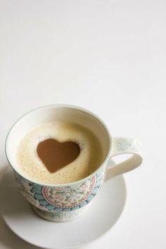 I love coffee and my coffee loves me back. I Love Coffee, Coffee Art, Coffee Break, My Coffee, Coffee Drinks, Morning Coffee, Coffee Shop, Coffee Cups, Tea Cups
